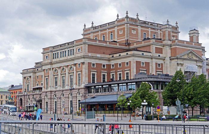 Ópera Real de Estocolmo