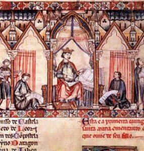 Alfonso X, un rey no tan Sabio 9