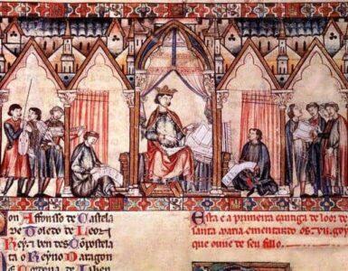Alfonso X, un rey no tan Sabio 2