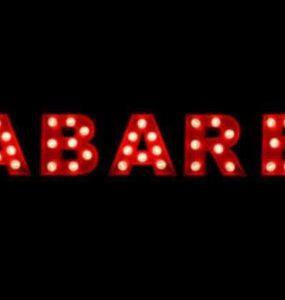 Militancia y cabaret 1