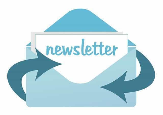 ¡Suscríbete a nuestro Newsletter!