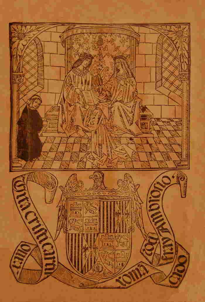 Ambrosio Montesinos (1502) Vita Christi
