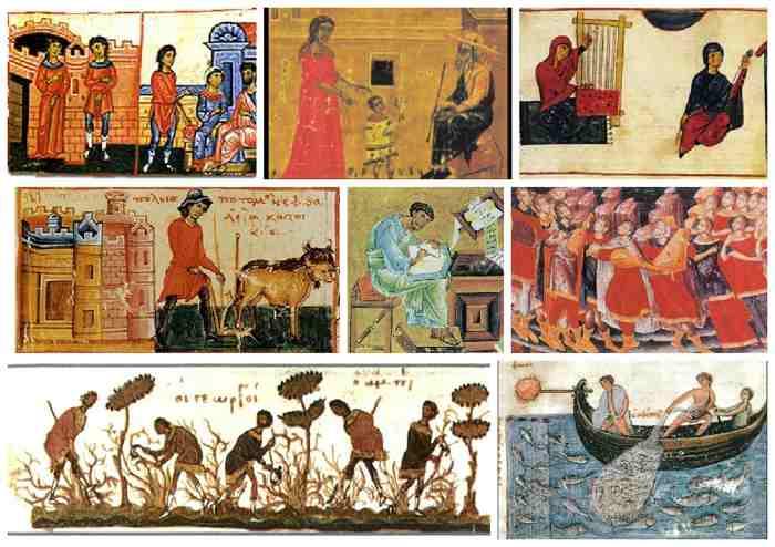 Grecia clásica y cristianismo bizantino