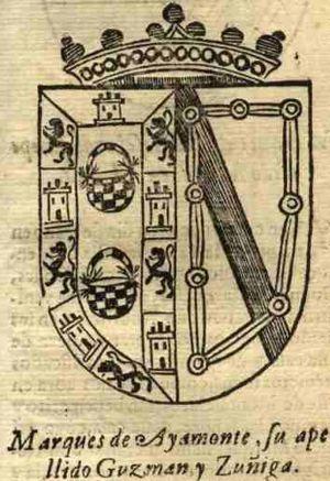 Escudo Marqueses de Ayamonte
