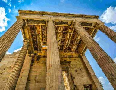 Atenas, la ciudad milenaria del espíritu y de la democracia » atenas