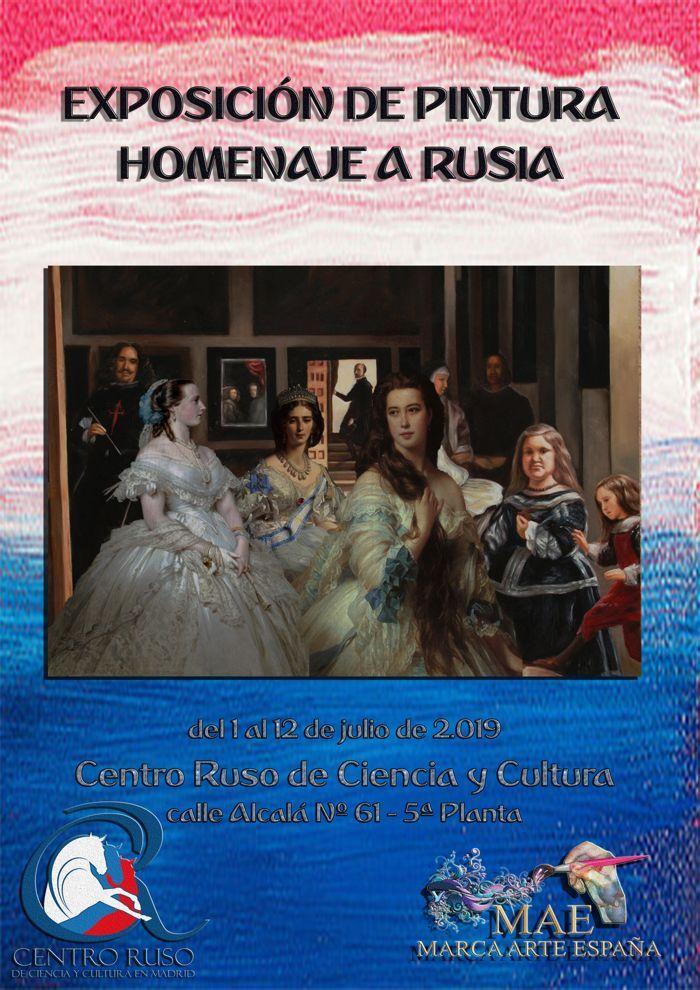 Homenaje a Rusia » rusia