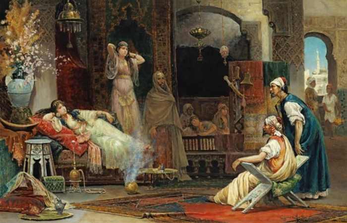 La esclava y el eunuco 15