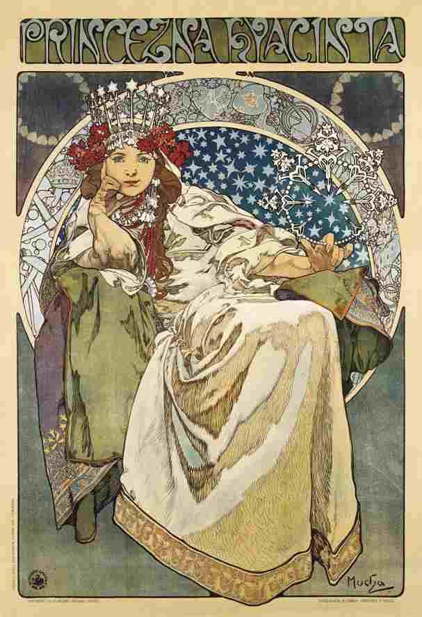 La princesa Jacinta. 1911