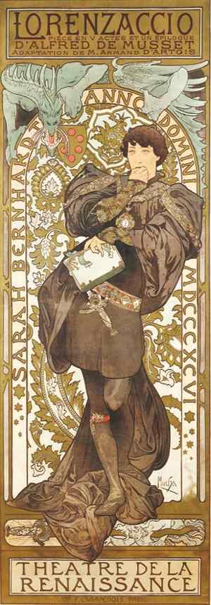 Lorenzaccio. 1896