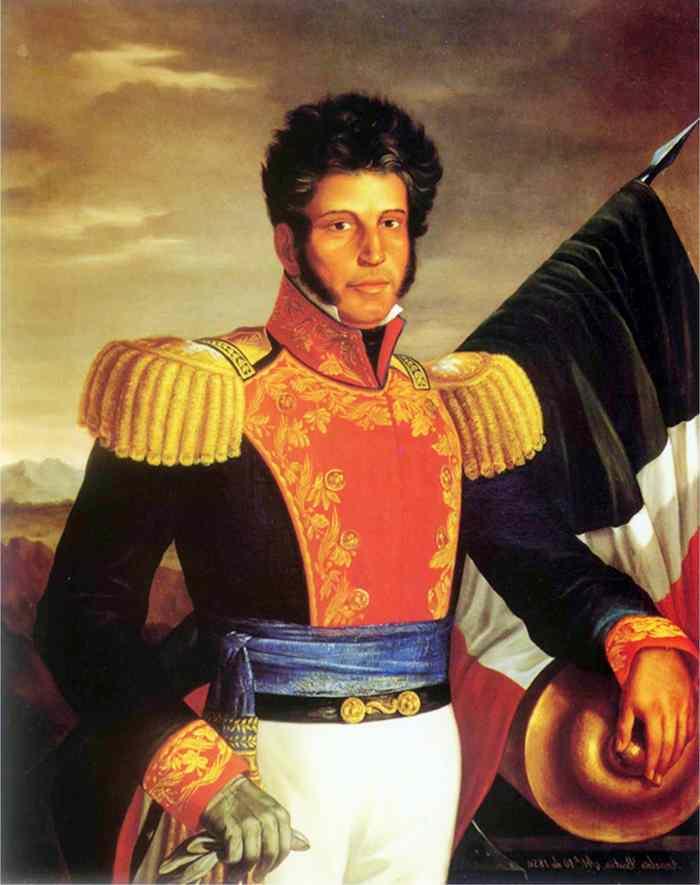 Vicente Guerrero Saldaña