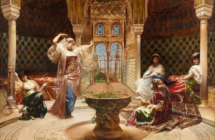 La esclava y el eunuco 13