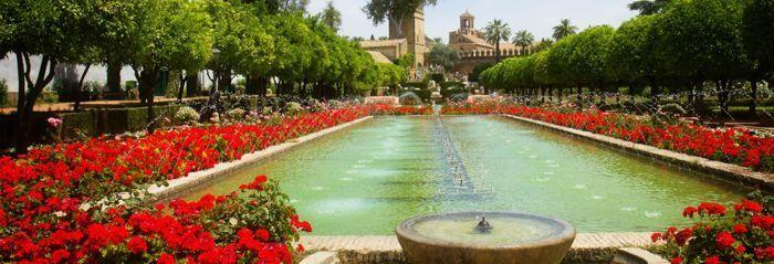 Jardines del Alcázar - Córdoba