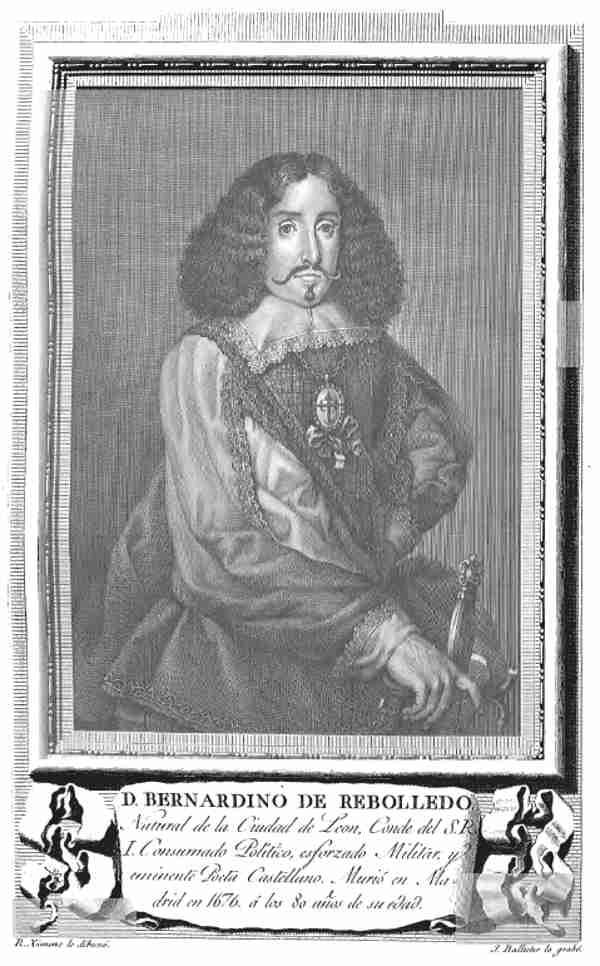 Bernardino de Rebolledo