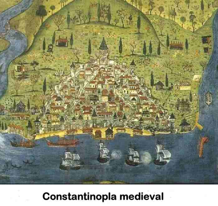 Decadencia de Bizancio en la Alta Edad Media 3