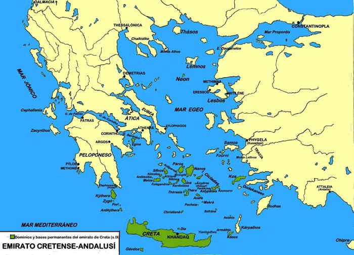 Decadencia de Bizancio en la Alta Edad Media 7