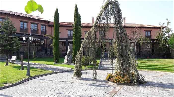 palacio del conde Rebolledo