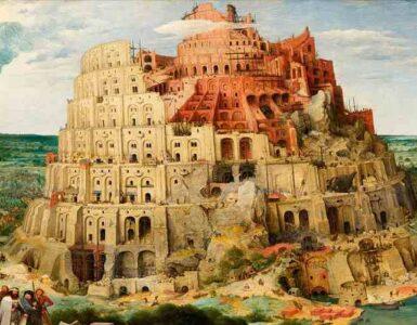 La Torre de Babel y el Lenguaje corporal » Torre de Babel