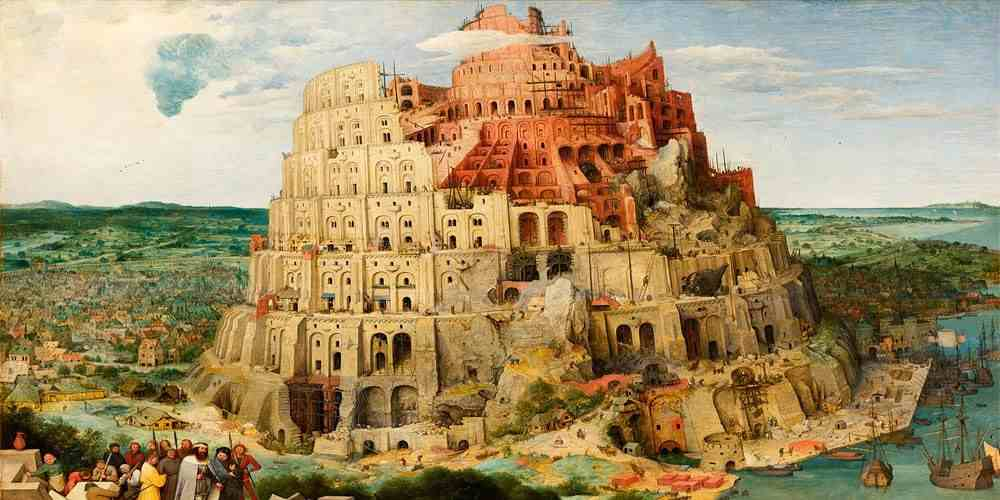 La Torre de Babel y el Lenguaje corporal 1