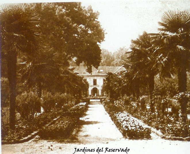 Jardines del Reservado