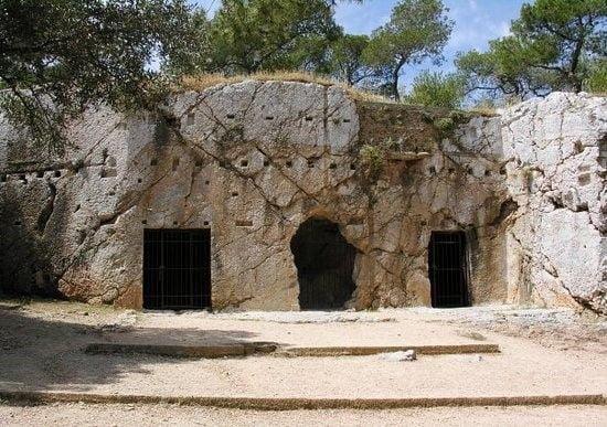 La cárcel de Sócrates