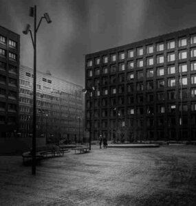 Novela negra nórdica » novela negra