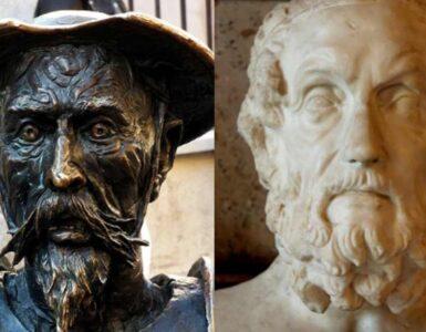 Don Quijote y Homero 2