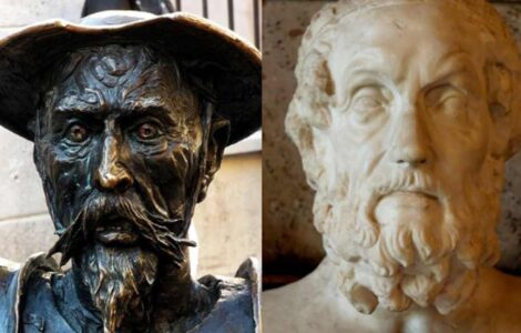 Don Quijote y Homero » La odisea