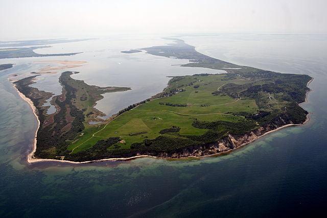 La isla de la libertad