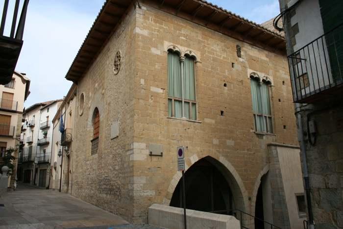 Casa del ayuntamiento. Siglo XV