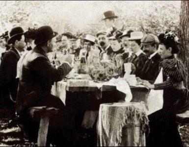 El olivo que no ardió en Salónica 1