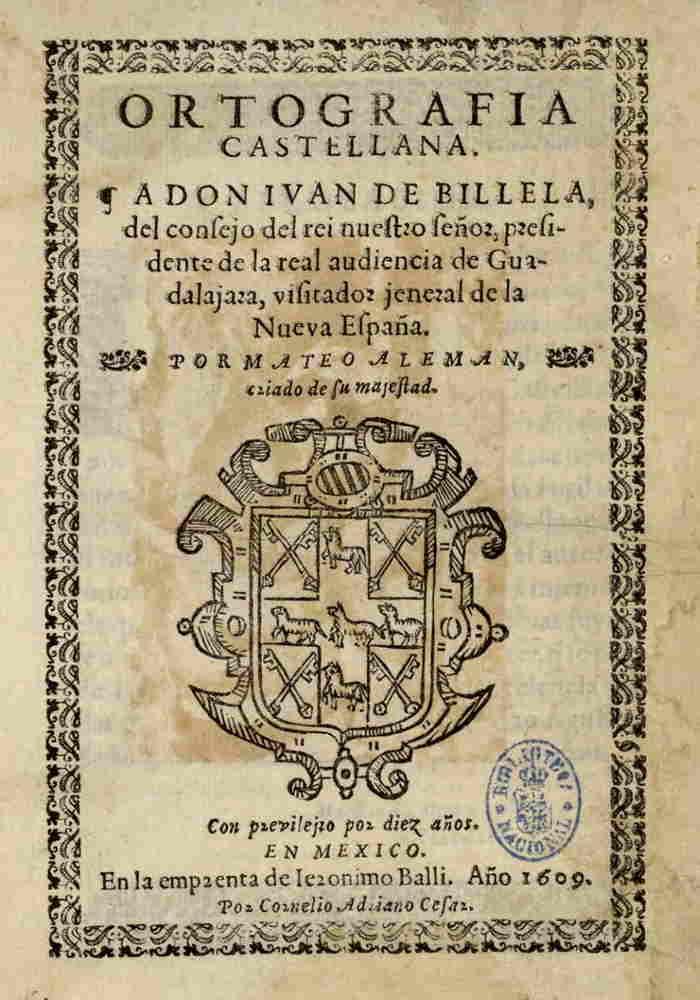 Aproximación histórica al sistema ortográfico del español 1