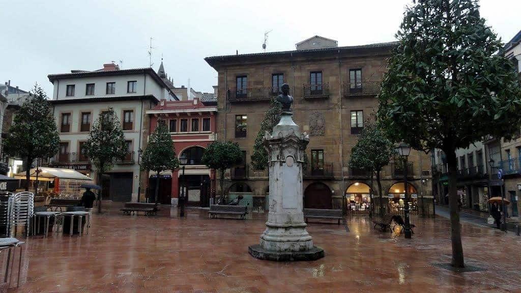 Plaza del Riego, Oviedo