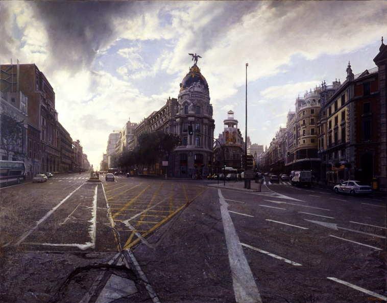 Alcalá - Gran Vía (Madrid)