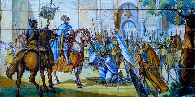 Alfonso VI - Conquista de Toledo