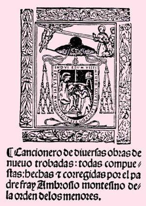 Ambrosio Montesino