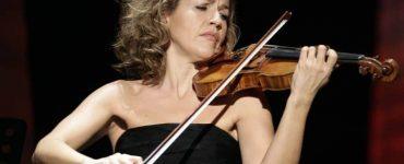 Anne-Sophie Mutter, una de las mejores intérpretes del concierto para violín de Beethoven
