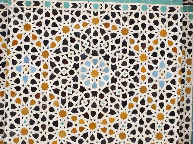 Azulejos - Fez