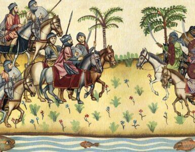 Los condes hispanogodos » fundadores del emirato de creta