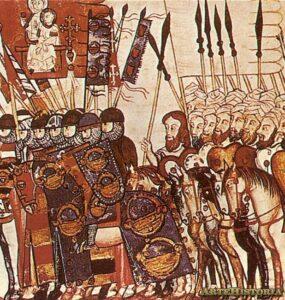 Derrota de Alfonso VI de Castilla en Zalaca 3