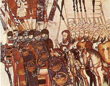 Derrota de Alfonso VI de Castilla en Zalaca 1