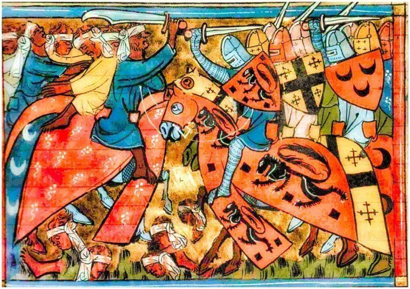 Batalla de Zalaca o Sagrajas_ Extremadura medieval