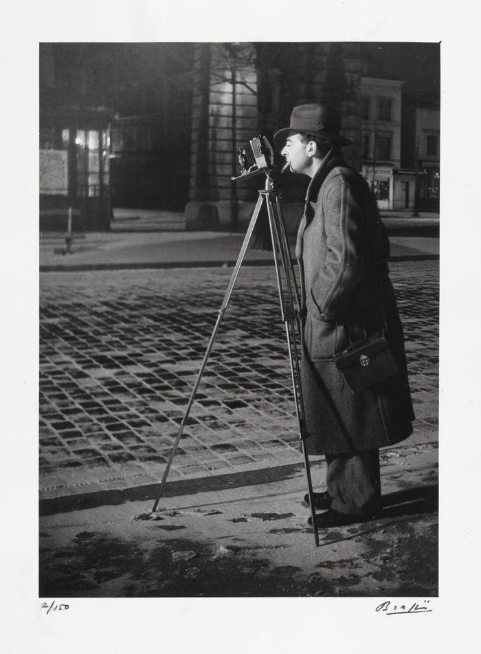 En el boulevard Saint Jacques de 1932