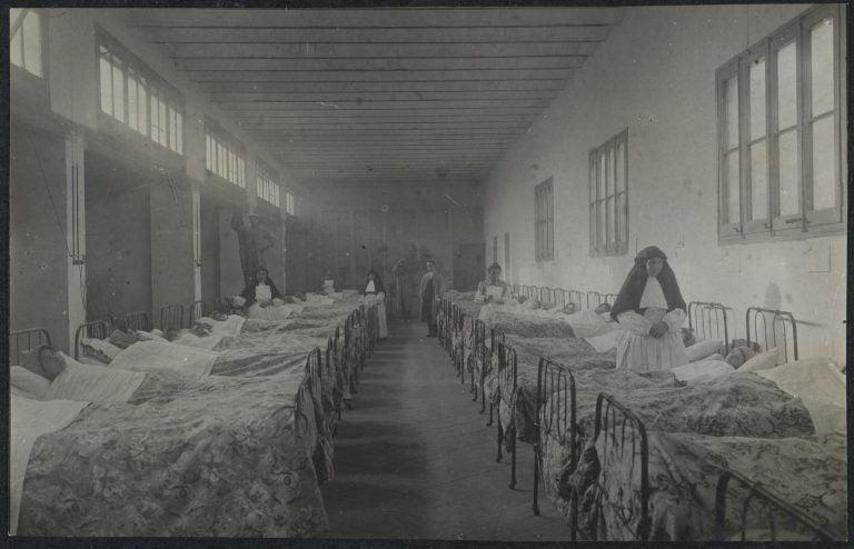 Cama hospital 1914