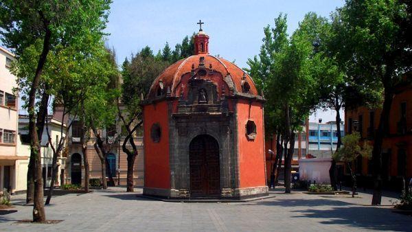 Capilla de la Concepción Cuepopan (La Conchita)