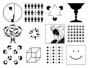 Composición con los principios de la Gestalt