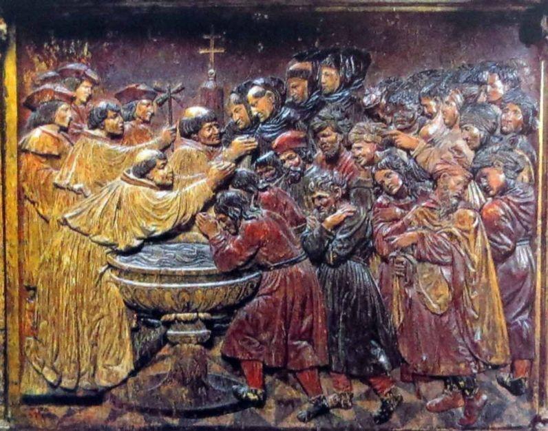 Conversión de moriscos