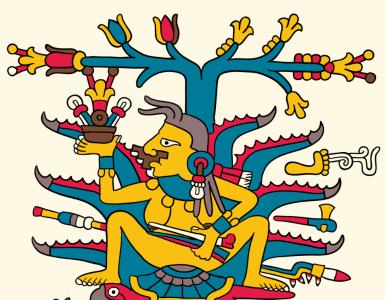 El tequila, un regalo de la diosa Mayahuel 1