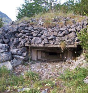 """Arqueología de la guerra: La línea """"P"""" 5"""