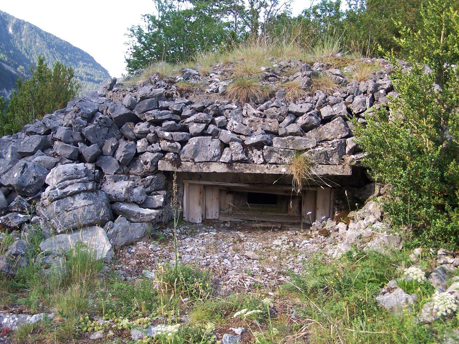 """Arqueología de la guerra: La línea """"P"""" 1"""