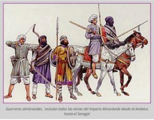 Guerreros almorávides